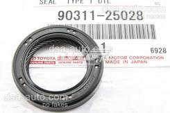 Сальник первичного вала Toyota 90311.25028