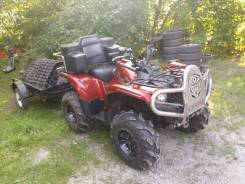 Yamaha vt grizzly, 2009