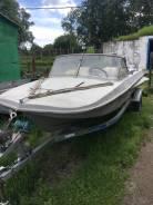 Продам лодку с мотором обь-3