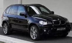 Линзы в фары BMW E70 X3/X5 2006-2011