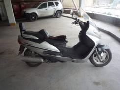 Suzuki Skywave 400, 2000
