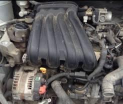 Двигатель Nissan Tiida HR15