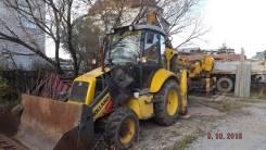 New Holland B90B, 2008