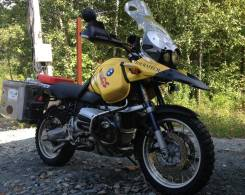 BMW R 1150 GS, 2002
