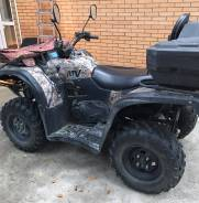 Stels ATV 450H. исправен, есть псм\птс, с пробегом