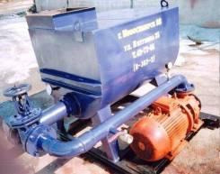 Установка для приготовления жидких кормов КИП-0.6