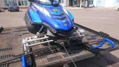 Снегоход Yamaha RX-1 по запчастям