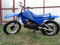 Yamaha PW80, 2000