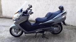 Suzuki Skywave 250, 2008