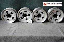 """Bridgestone. 5.0x15"""", 6x139.70, ET30, ЦО 106,0мм."""