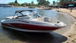 Катер моторный  Sea-Ray 185 sport