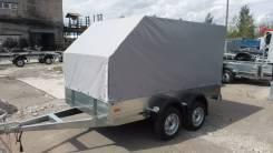 Легковой двухосный автомобильный прицеп 3,0х1,5м ССТ-7132-10