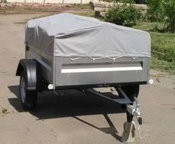 Легковой автомобильный прицеп 1,8х1,3м Кремень Стандарт 1,8