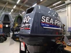 Акция! Лодочный мотор Sea-Pro T40S + водомётная насадка