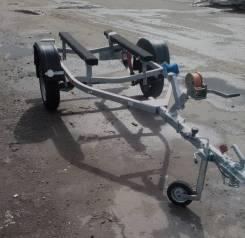 Легковой прицеп для водной техники до 3,5 м Дельфин 3,5 рес.