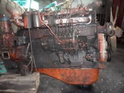Коробка МАЗ с валом отбора, насос бензавоза МАЗ, двигатель А-01