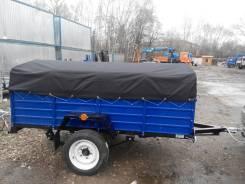 Легковой автомобильный прицеп 2,5х1,3 КРД 050-105 V