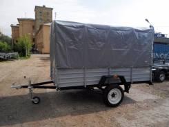 Легковой автомобильный прицеп 2,7х1,5 КРД 050125-50