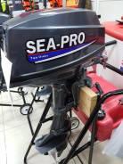 Продам лодочный мотор Sea-Pro T 8S