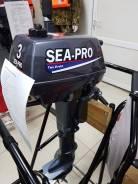 Продам лодочный мотор Sea-Pro T 3s