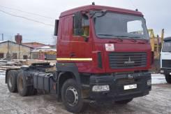 МАЗ 6430В9, 2014