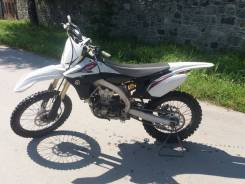Yamaha 450, 2013