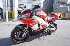 Yamaha YZF R1 в разбор