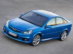Корректировка пробега Opel Vectra C
