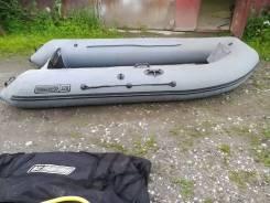 Надувная лодка ПВХ навигатор 320