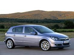 Корректировка пробега Opel Astra H