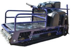 Бурлак-M LRS 9 л.с. Склизовая подвеска, длина 1450 мм, 2020