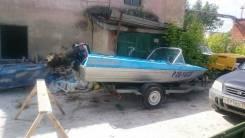 Продам моторную лодку Казанка 5м4