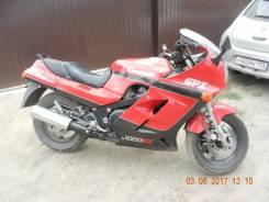 Kawasaki GPZ 1000 rx, 1992
