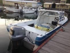 Продам катер Yamaha Fish-24