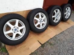 """Готовый Комплект Новых Зимних колес Feid+шины Bridgestone 215/65/16. 6.5x16"""" 5x114.30 ET54 ЦО 73,1мм."""