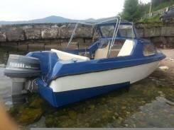 Продаю лодку Ладога.