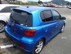 Дверь багажника. Toyota Vitz, NCP10, NCP13, NCP15, SCP10, SCP13 Двигатели: 1NZFE, 1SZFE, 2NZFE, 2SZFE