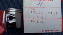 Поршень комплект Suzuki Sepia/Address/кованый тюнинг( CP50) Japan