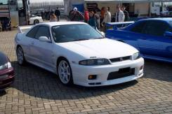 Решетка радиатора. Nissan Skyline, BNR34, ENR34, ER34, HR34 Nissan GT-R. Под заказ