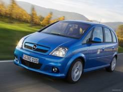 Корректировка пробега Opel Meriva A
