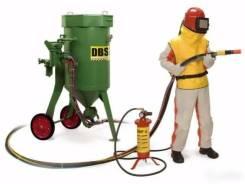 Услуги Очистка поверхности пескоструйным установкой