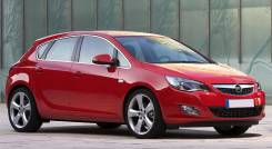 Корректировка пробега Opel Astra J