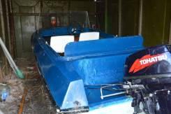 Продам пластиковую лодку Ладога