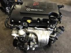 Новый комплектный двигатель 1.4B A14NEL на Opel