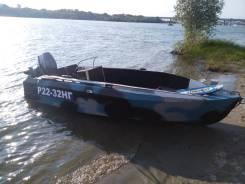 Продам хорошую рыбатскую лодку