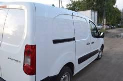 Peugeot Partner VU, 2010