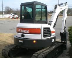 Bobcat E50, 2020