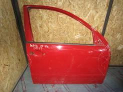 Дверь передняя правая Skoda Fabia 99-06