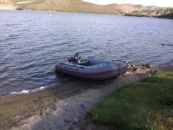 Лодка ПВХ Навигатор 380
