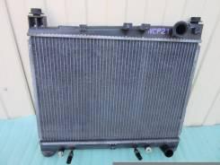 Радиатор двигателя Toyota Funcargo, NCP20/NCP21,2NZFE/1NZFE